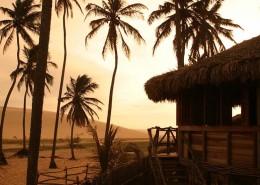 Brasilien-Bungalow