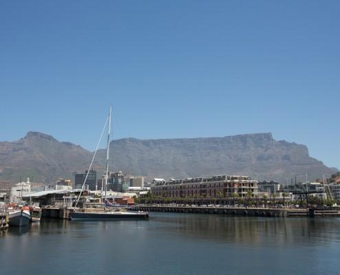 Hafen-Kapstadt