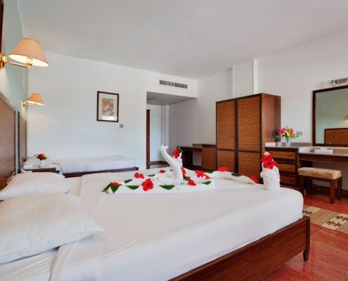 Zimmer im Club Hotel