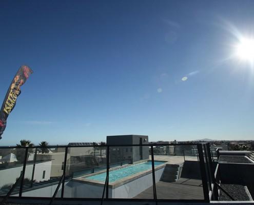 Kapstadt-Schwimmen