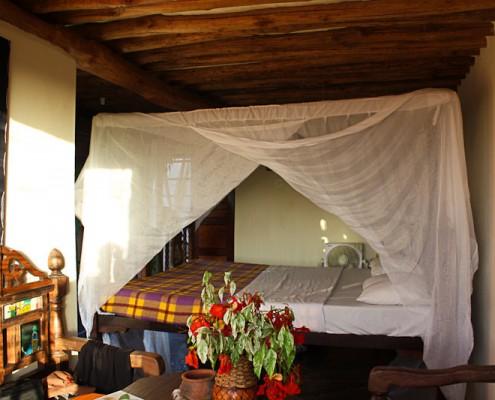 Kenia-Unterkunft