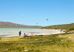 Kite Camps-Kapstadt