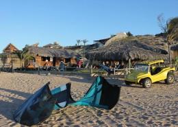 Kiteclub-Strand