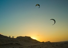 Kitespots