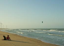 Kitesurf Reise-Brasilien