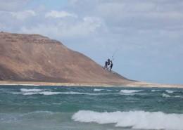Kitesurf Spot-Sal