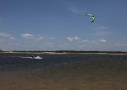 Kitesurfen-Brasilien