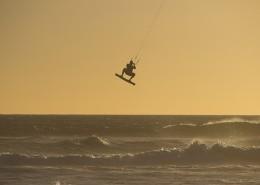 Kitesurfing-Afrika