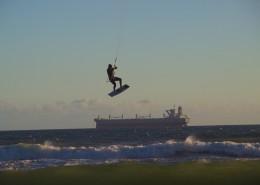 Kitesurfing-Kapstadt