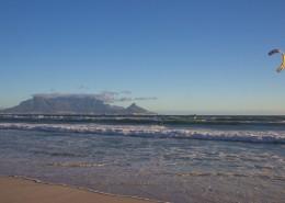 Kitesurfing Spot-Kapstadt