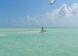 Kitesurfing lernen