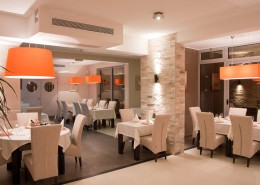 Kiteurlaub-Restaurant