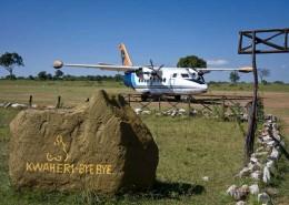 Massai Mara Flug