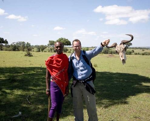 Safari-Ausflug-Kenia