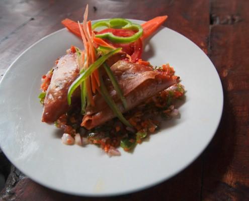 Sansibar-Essen