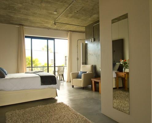 Schlaf Zimmer-Mansion
