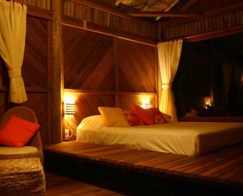 Schlafzimmer-Bungalow