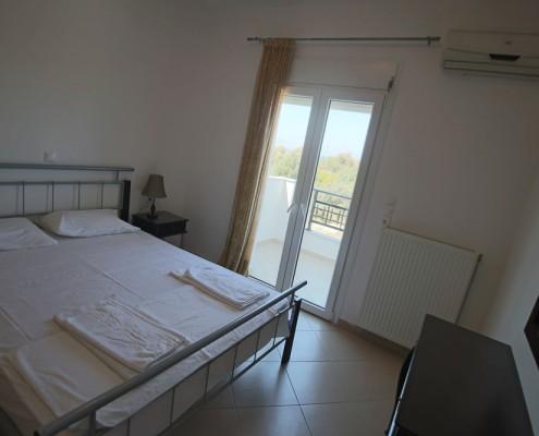 Schlafzimmer-Apartment