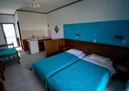 Schlafzimmer-Kitereise