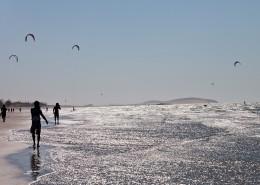 Kitesurfen im September und Oktober in Brasilien