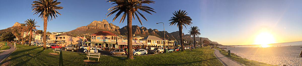 Camps bay Sundowner2