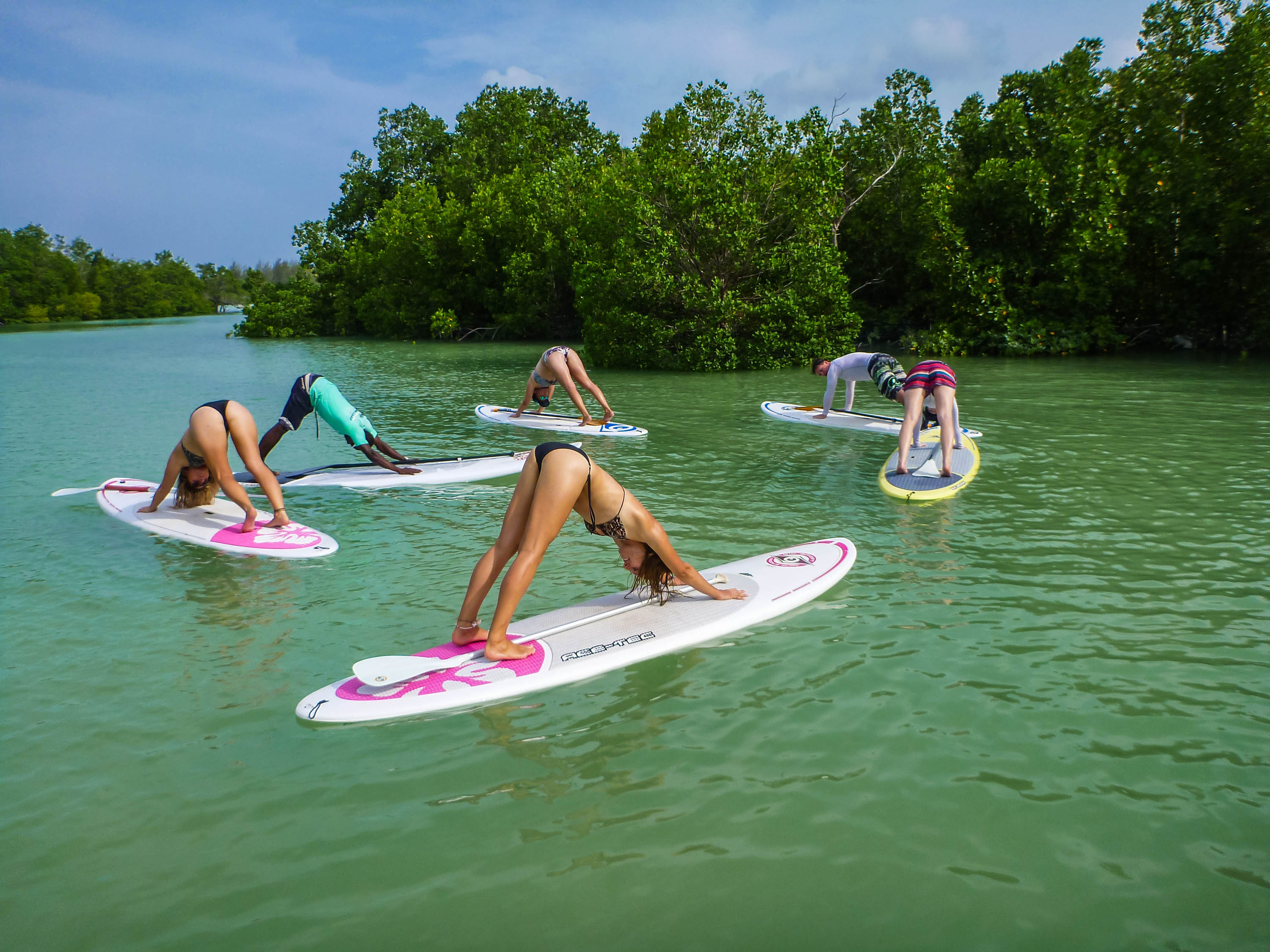 30 - SUP Tour Yoga