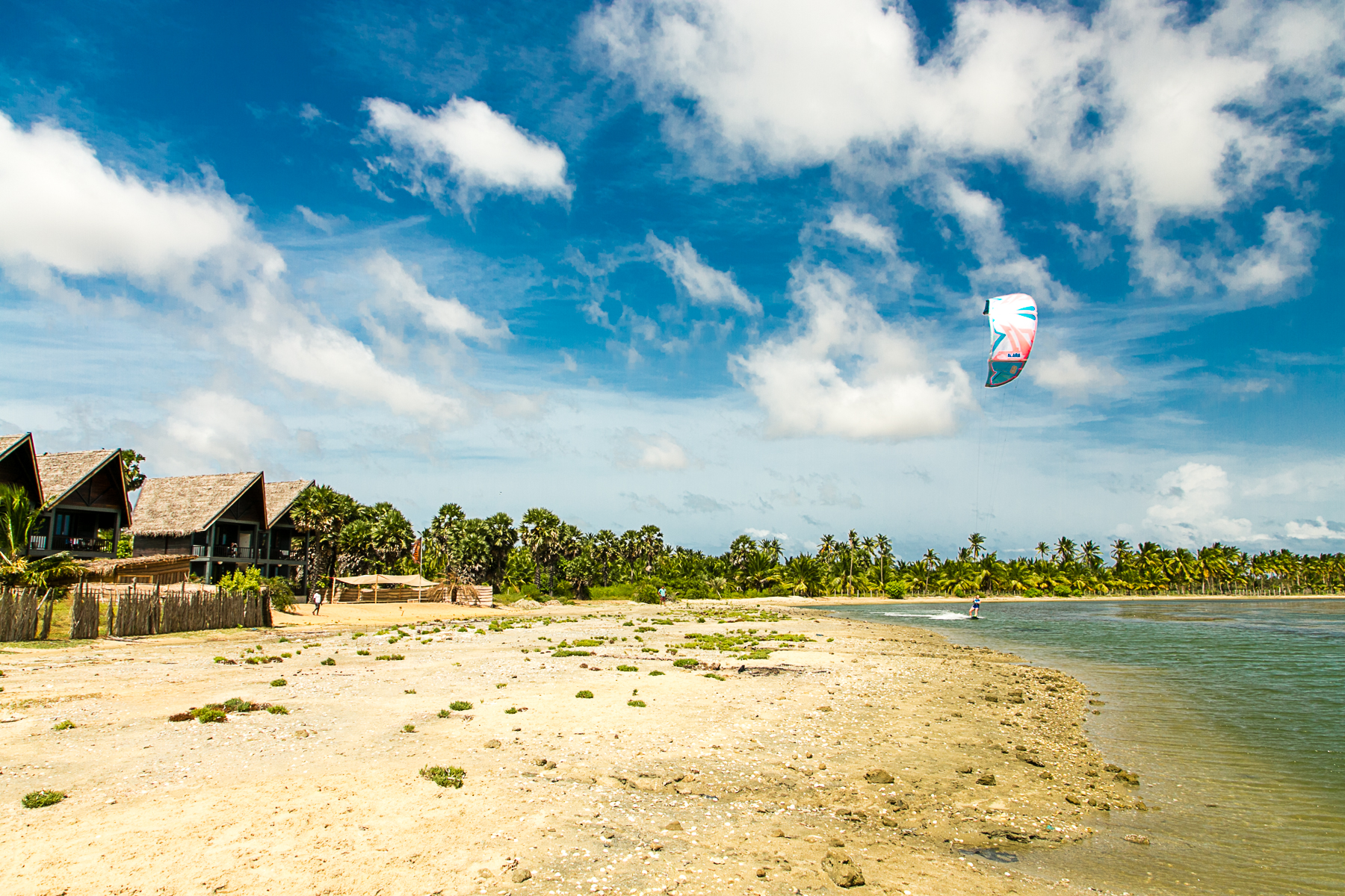 Kalpitiya Sri Lanka  city photo : ... vom KiteWorldWide Team in Kalpitiya / Sri Lanka KiteWorldWide
