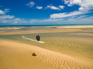 Kitereisen & Kitecamps weltweit mit KiteWorldWide