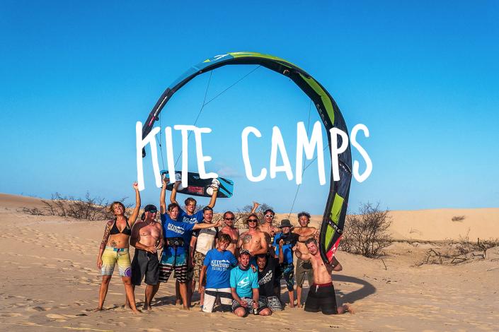 Kite Camps & Clinics
