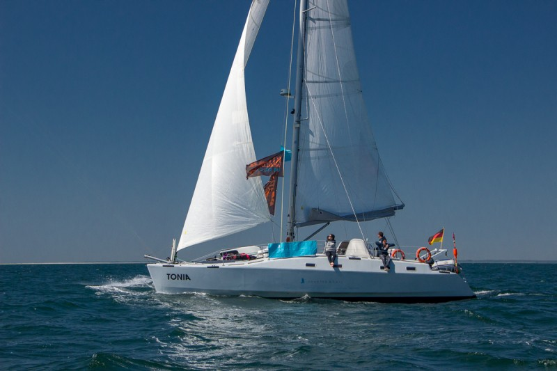 Kite Katamaran Ostsee-9
