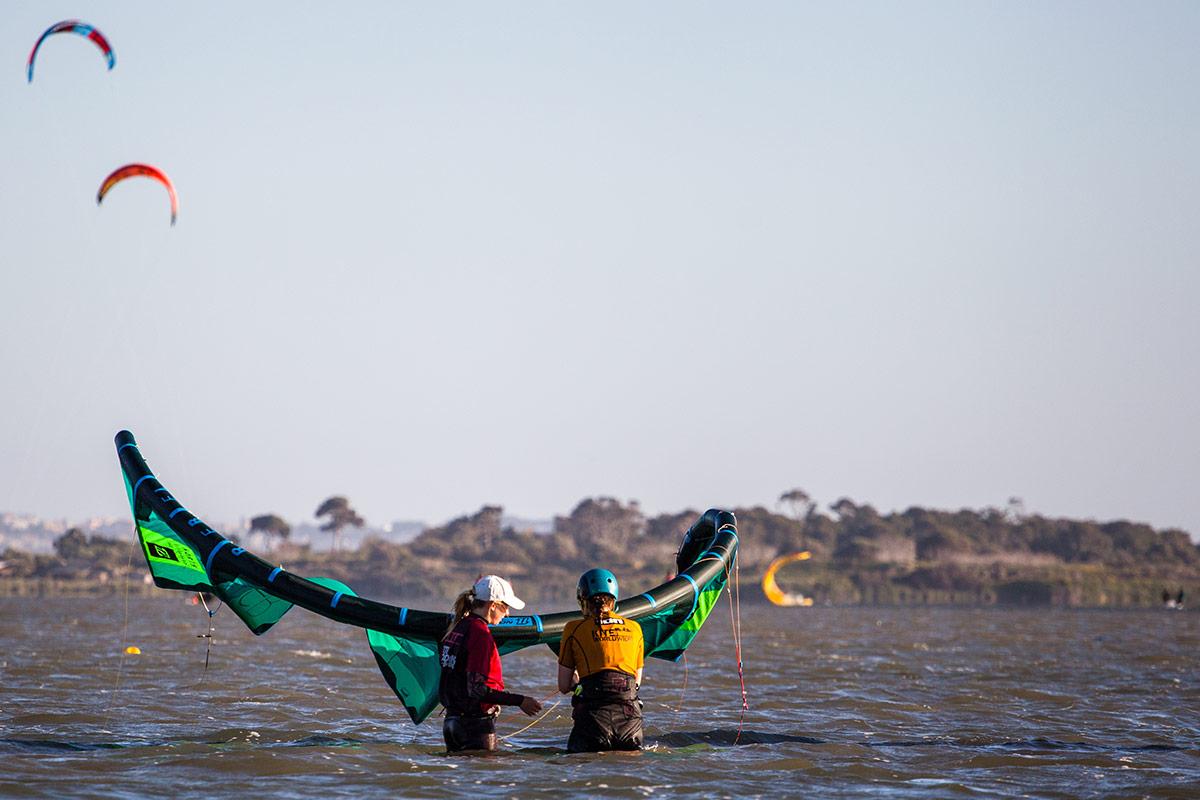 Kitesurfen im Juni mit KiteWorldWide auf Sizilien, Italien