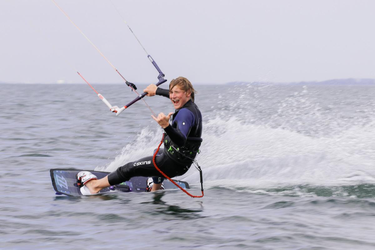 Spaß auf dem Wasser ;)