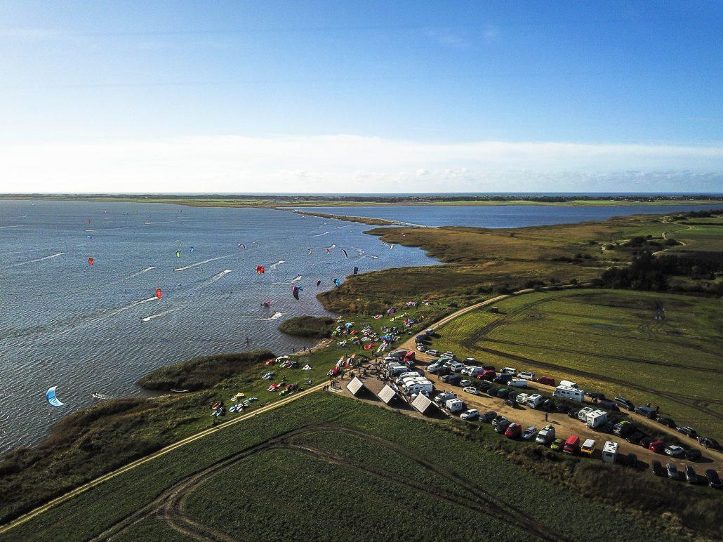 Godt Hvide Sande Denmark - Kiteboarding Event with KiteWorldWide VA54