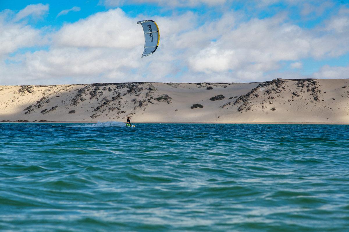 Kitesurfen im Juni mit KiteWorldWide in Dakhla, Marokko