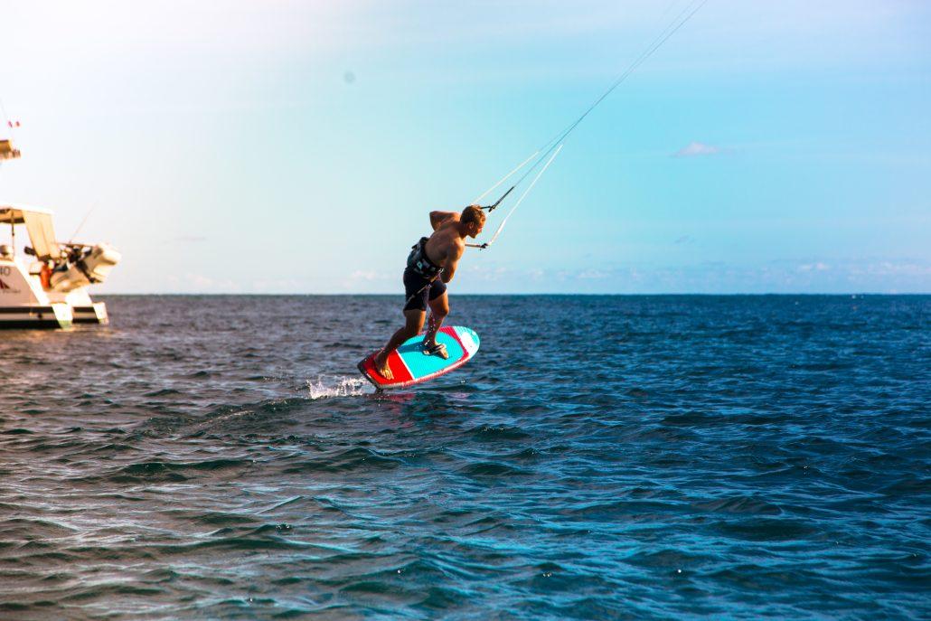Kitesurfing Linus 9
