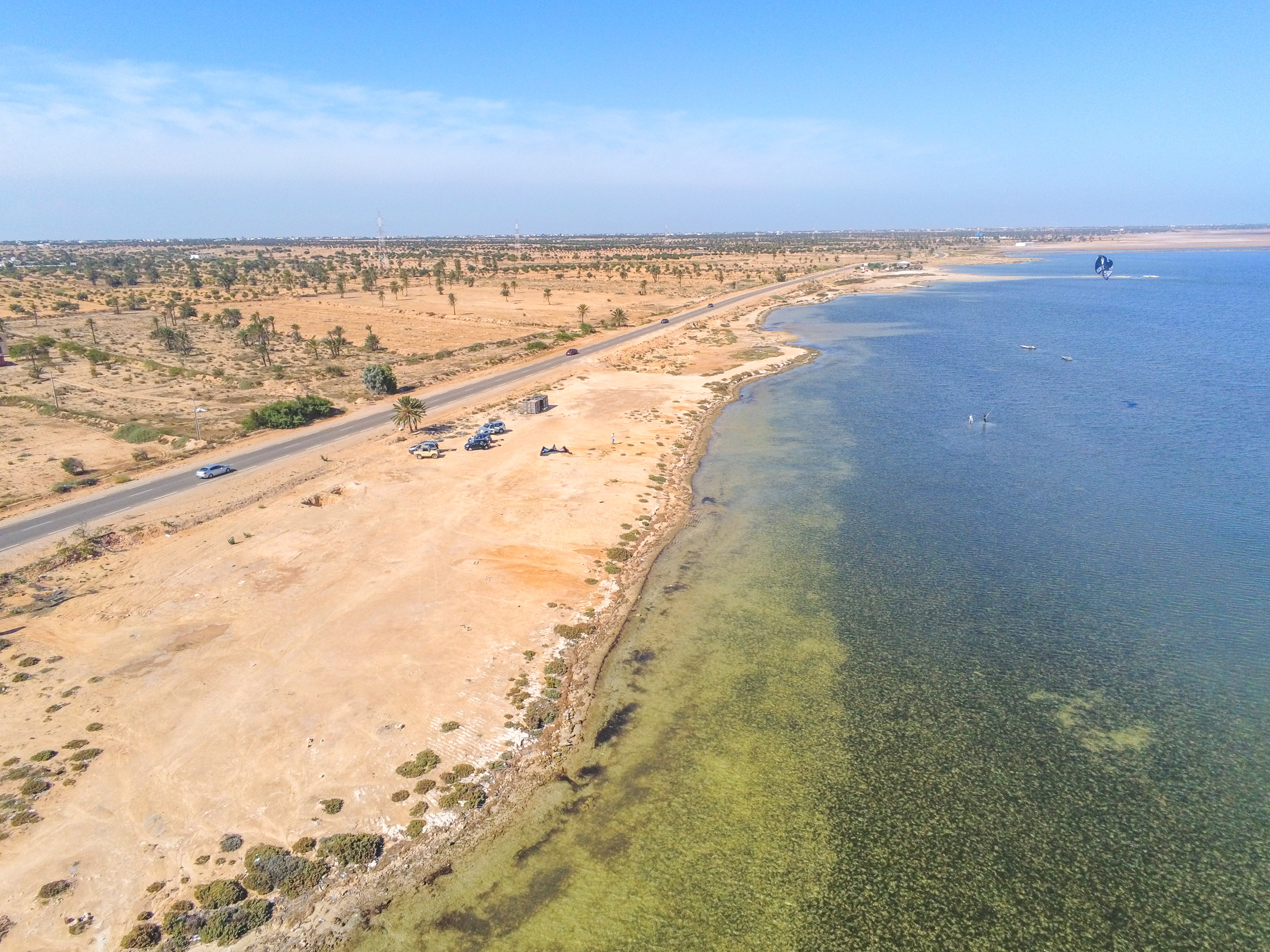 Kitesurf Spot Djerba