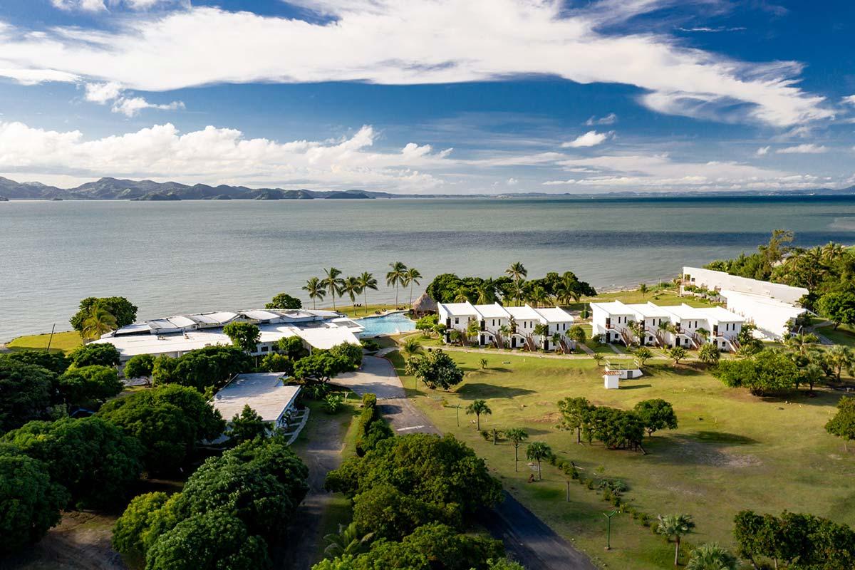 Wohnt direkt am Kitesurfsport in Panama, Punta Chame im Maalaea Beach Resort