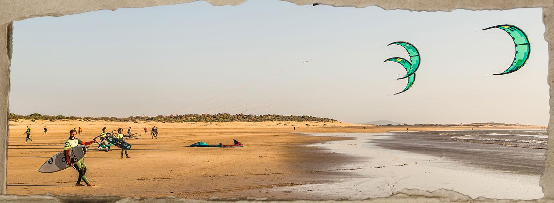 Kitereisen Essaouira