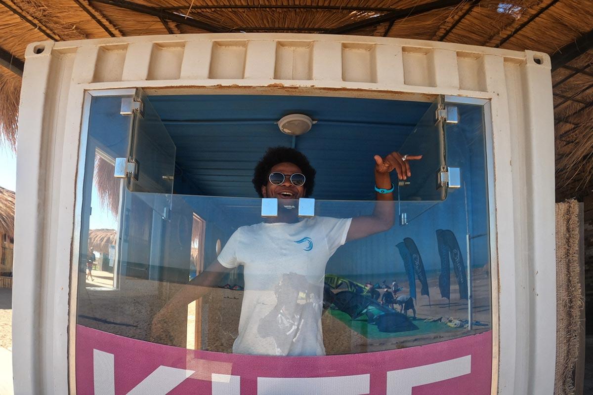 Gute Laune ist im Makani Beach Club in El Gouna garantiert.