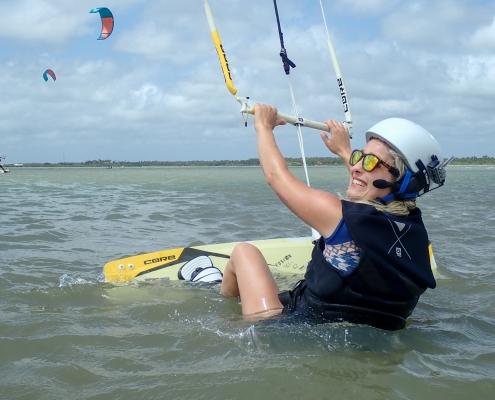 Kitesurfkurs mit KiteWorldWide