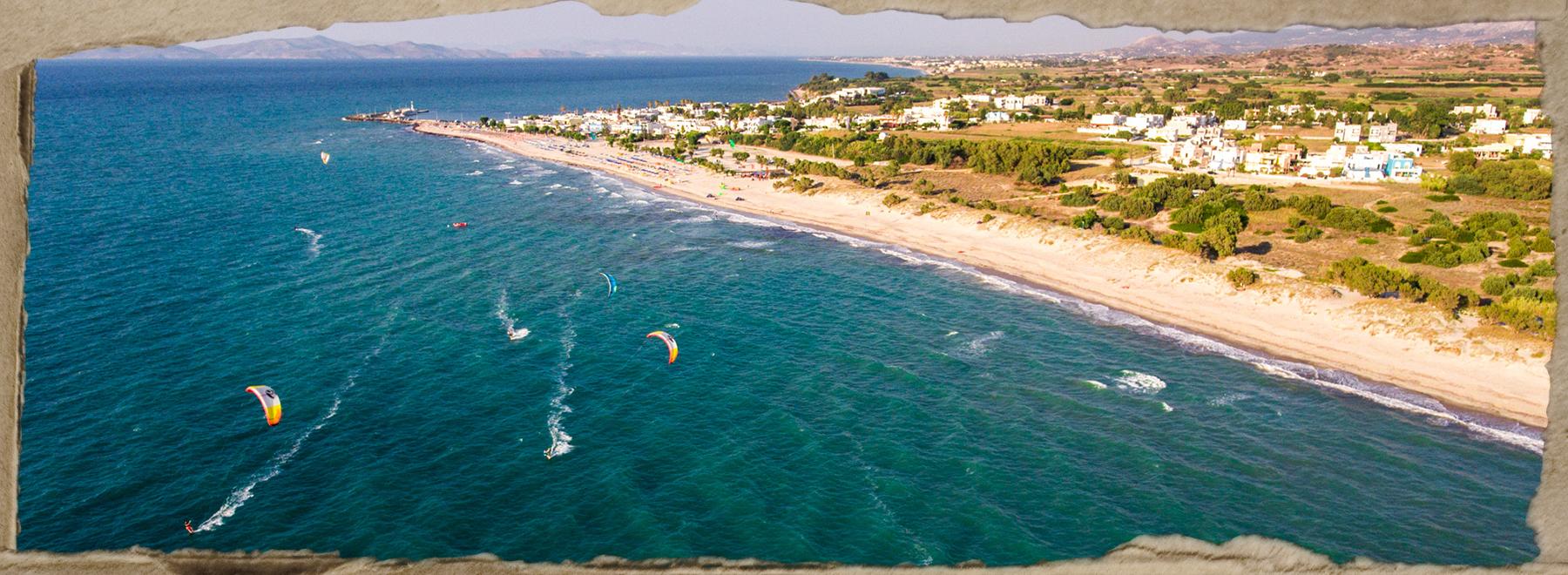 Kitesurfing holidays & kite camps