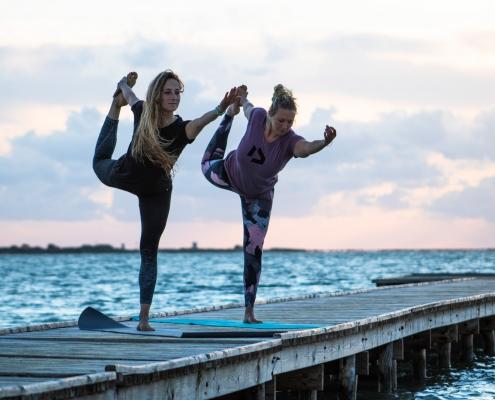 Kitesurfen und Yoga auf Sizilien mit KiteWorldWide