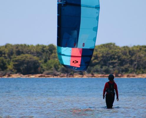 KItesurfing auf Sizilien mit KiteWorldWide