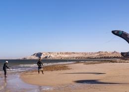 Marokko, Dakhla Kitesurfen