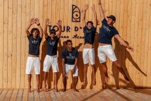 Kitesurfing in Dakhla Morocco, Tour d'Eole