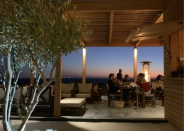 Marokko, La Tour d'Eole Dakhla Restaurant außen