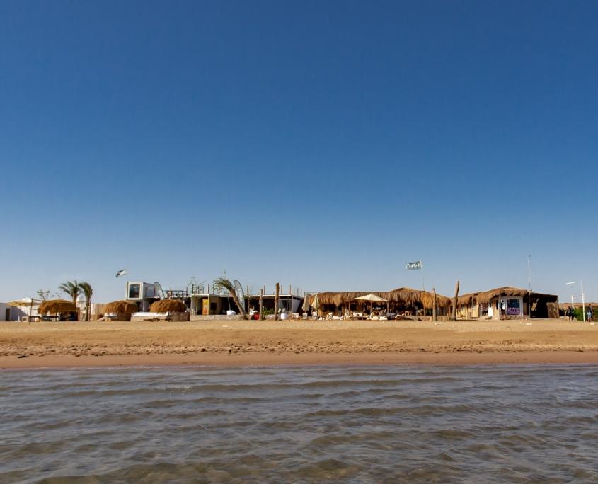 Kitesurfen in El Gouna - Makani Beach