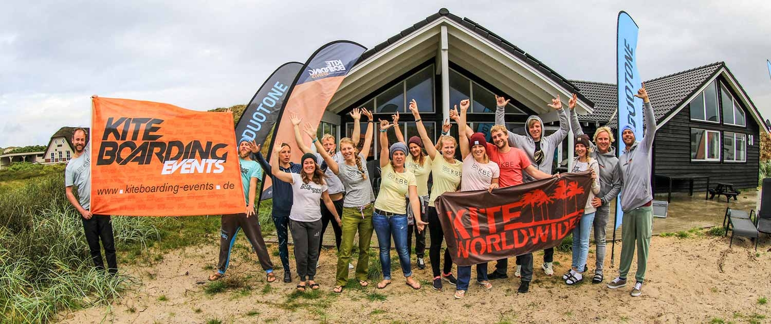 Kite Events mit KiteWorldWide