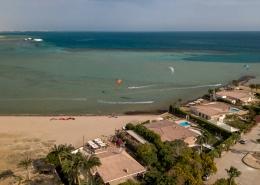 Kiteclub Seahorse Bay Egypt - Aerials