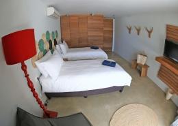 Kitesurfen in Langebaan Windtown Lagoon Hotel Doppelzimmer